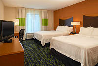Photo: Fairfield Inn Guest Room