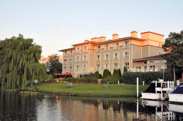 New Buffalo Michigan Hotels Harbor Grand Hotel Waterfront Hotel