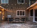 Hampton's style vacation retreat - deck view